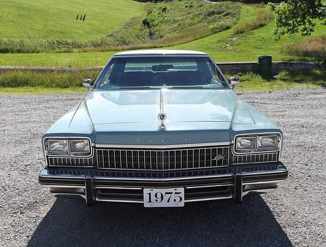 Buick Electra Limited Park Avenue With Center Console