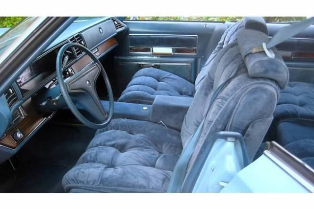 Used Luxury Cars For Sale >> 1975 Buick Electra Limited Park Avenue - with Center ...