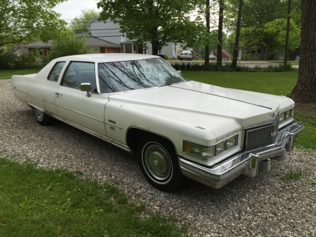 1975 cadillac coupe deville a daily driver with some mods. Black Bedroom Furniture Sets. Home Design Ideas