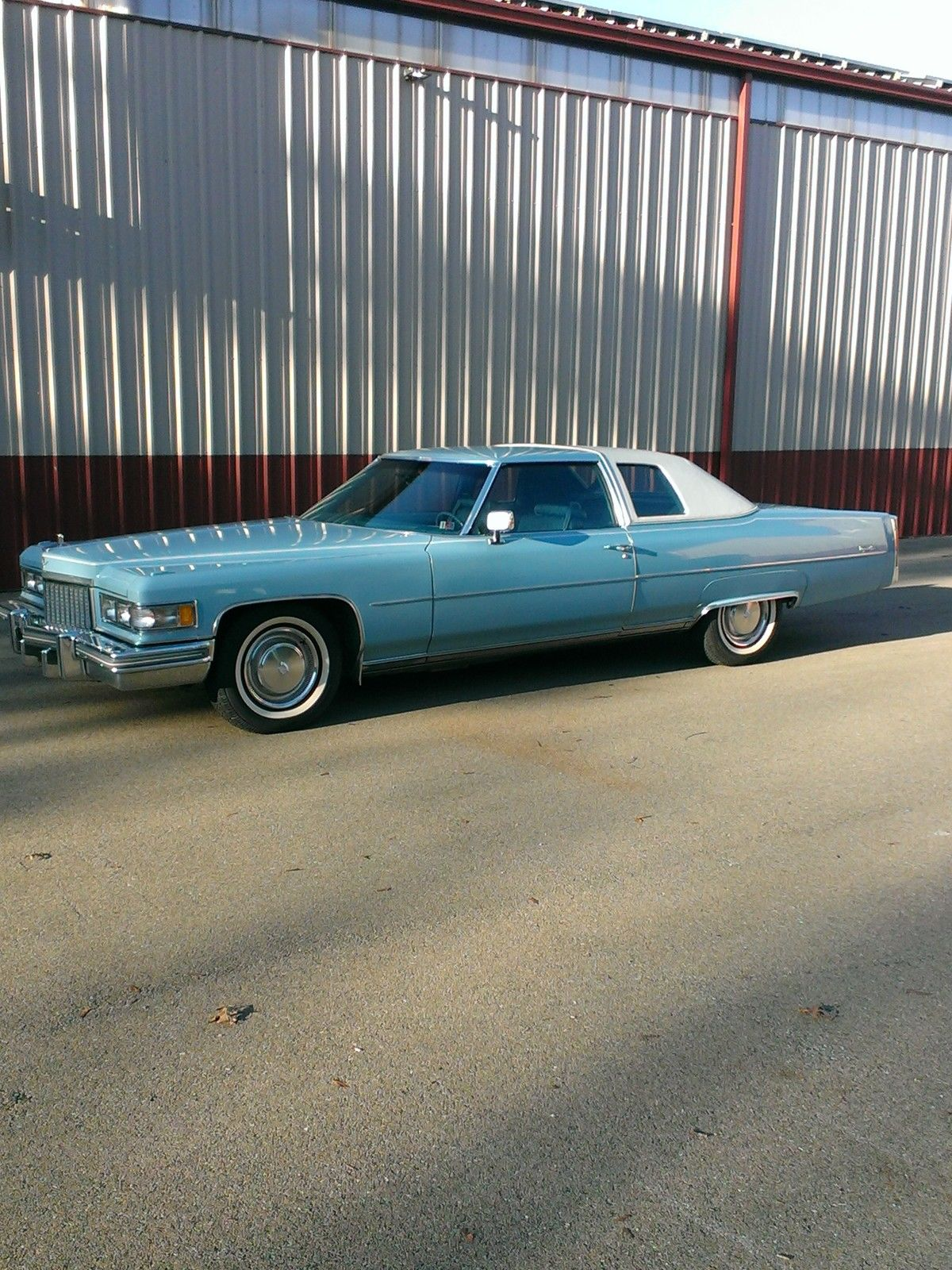 1975 Cadillac Coupe Deville Estate Car Classic Cadillac