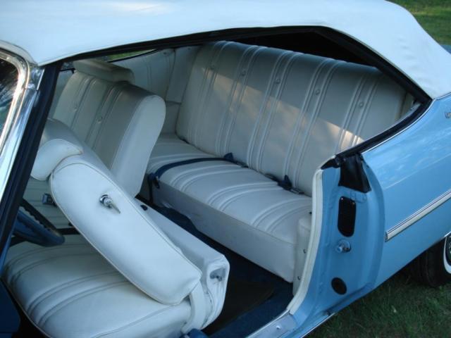 1975 chevrolet caprice classic convertible medium blue white interior and top classic. Black Bedroom Furniture Sets. Home Design Ideas