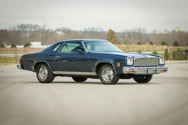 Used Cars Waukesha >> 1975 Chevrolet Chevelle Malibu 454 - NO RESERVE!! - Classic Chevrolet Chevelle 1975 for sale