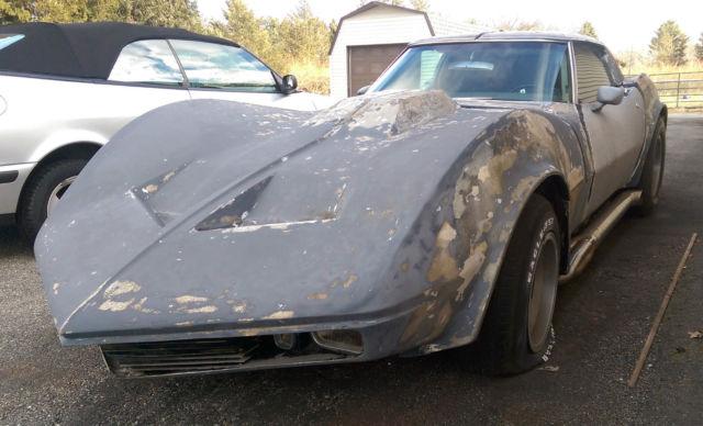 1975 Chevrolet Corvette Mako Shark Classic Chevrolet