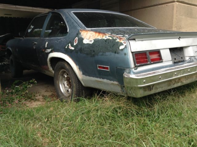 1975 chevy Nova SS hatchback project - Classic Chevrolet ...