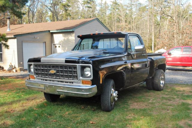 1975 chevy truck c30 one of a kind classic chevrolet other pickups 1975 for sale. Black Bedroom Furniture Sets. Home Design Ideas