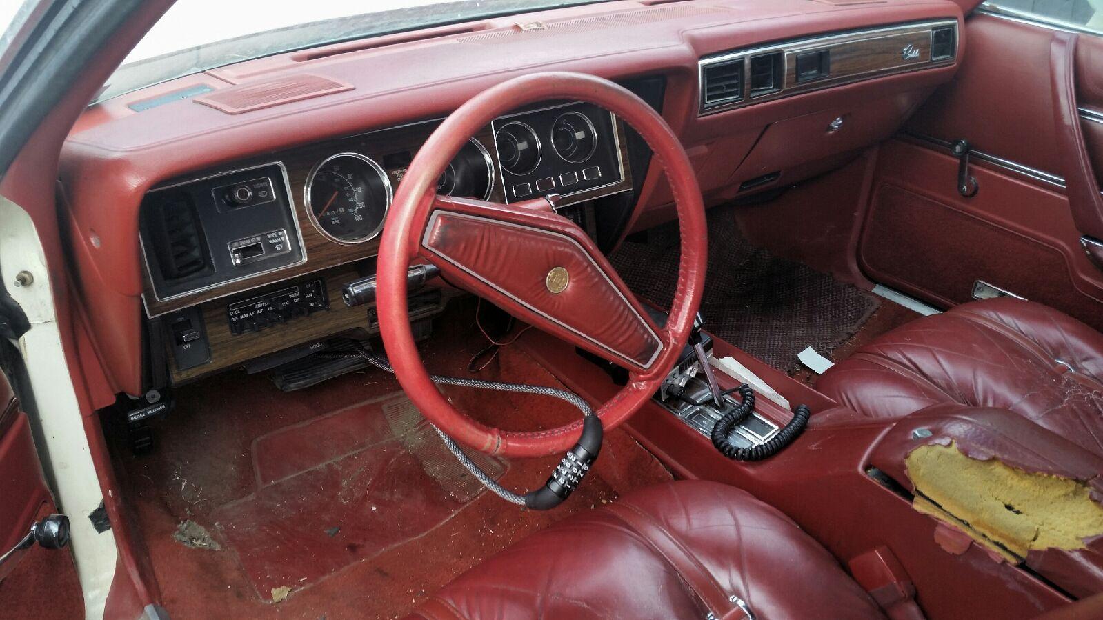 Classic Cars Denver >> 1975 Chrysler Cordoba Base Hardtop 2-Door 5.9L - Classic Chrysler Cordoba 1975 for sale