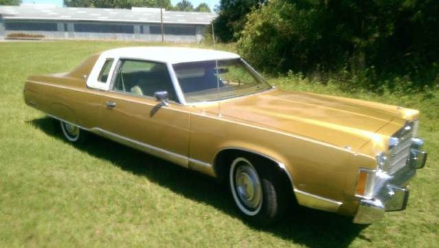 1975 chrysler new yorker gold with 72 444 miles available. Black Bedroom Furniture Sets. Home Design Ideas