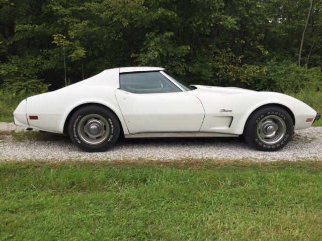 1975 corvette t top coupe l82 auto ps pdb tilt a c great 2 owner project classic 1975 corvette t top coupe l82 auto ps pdb tilt a c great 2 owner project classic