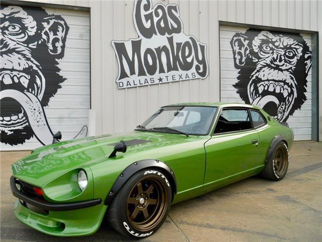 1975 Datsun 280 Z Street Tuner built by Gas Monkey Garage ...