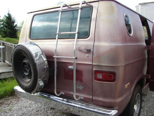 Ram Passenger Van >> 1975 Dodge Custom Van Shaggin Wagon Hippie Van Arizonia Rust Free With A/C - Classic Dodge Ram ...