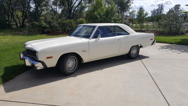 dodge dart swinger special
