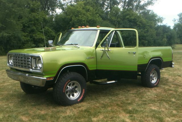 Dodge Power Wagon W on 1977 Dodge Power Wagon Images