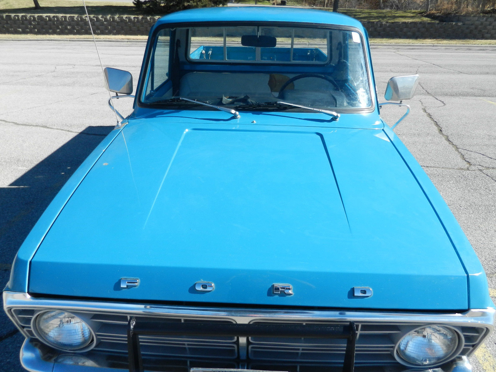 1975 Ford Courier Classic Other Pickups For Sale 1980 Interior