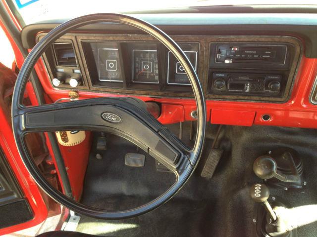 Car That Runs On Air >> 1975 Ford F250 Ranger XLT 4x4 - Classic Ford F-250 1975 ...