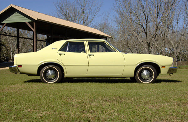 1975 Ford Maverick Base Sedan 4 Door 3 3l Genuine 4 950