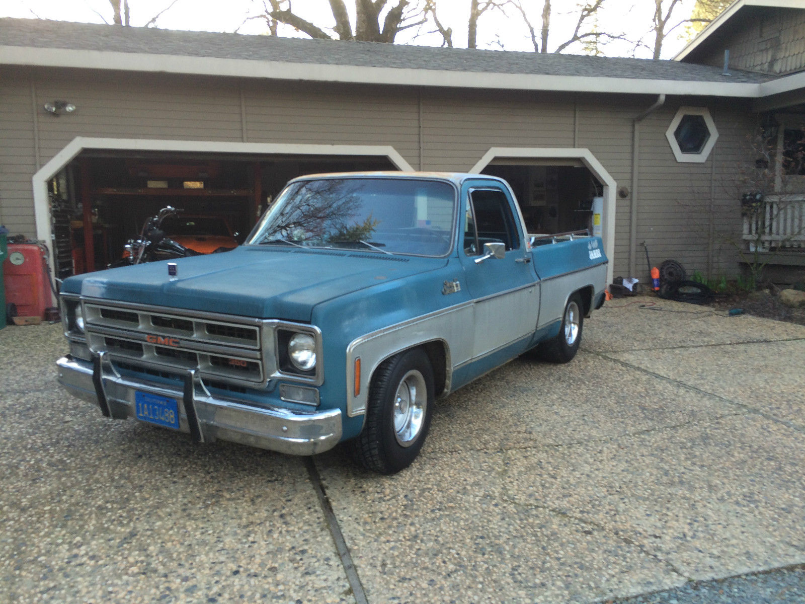1975 Gmc Beau James Limited Edition Short Bed Classic