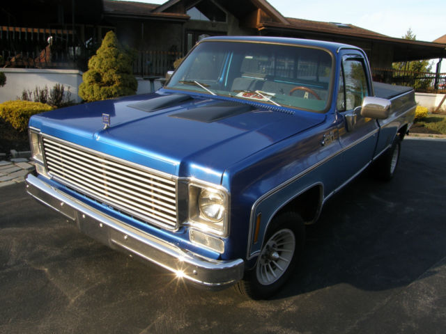 1975 Gmc Beau James Pickup Truck Classic Gmc Other 1975 For Sale