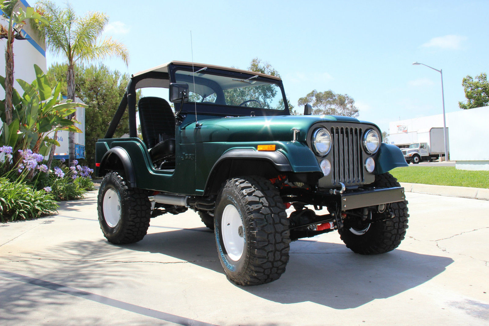 1975 Jeep Cj5 Restored Classic Cj For Sale Cj7 Wiring Restoration