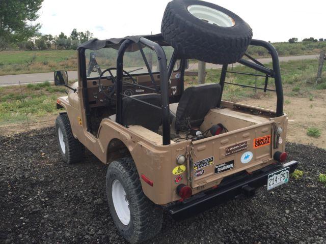 1975 jeep cj5 with vortec v6 swap classic jeep other. Black Bedroom Furniture Sets. Home Design Ideas