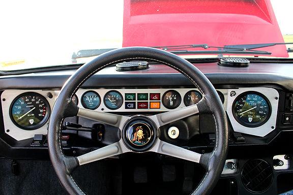 1975 Lamborghini Urraco P250 Classic Lamborghini Urraco 1975 For Sale