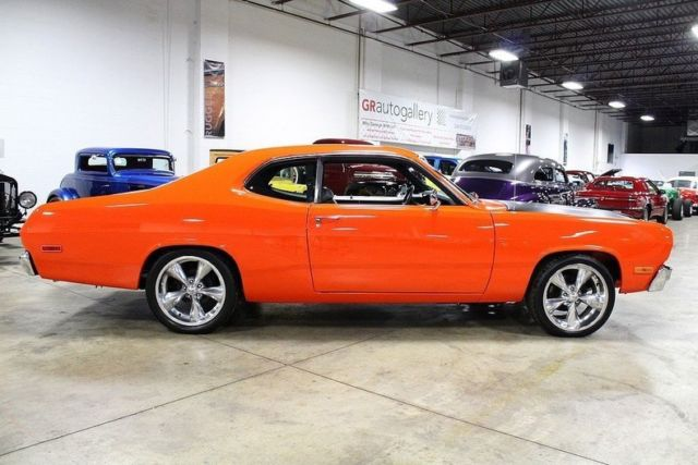 1975 Plymouth Duster 987 Miles Orange 390 V8 4 Speed