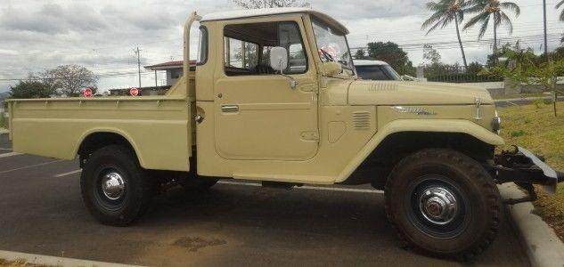 Tow Truck For Sale Canada >> 1975 *Rare Diesel*FJ40 FJ45/HJ45 Toyota Land Cruiser ...