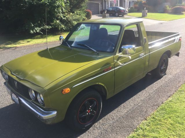 1975 Toyota Hilux Pickup Sr5 20r Original Owner 61k Actual Miles Classic Toyota Hilux Pickup