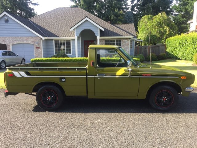 22re Engine For Sale >> 1975 TOYOTA HILUX PICKUP SR5 20R ORIGINAL OWNER 61K ACTUAL MILES - Classic Toyota HILUX PICKUP ...