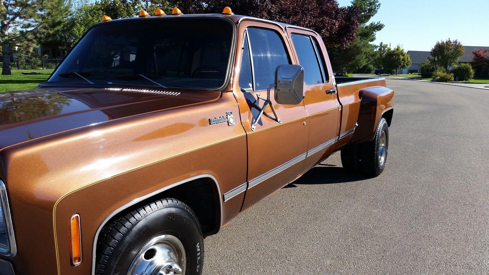 1976 1977 19781979 c k 2500 c3500 ck1500 crew cab chevy truck 3 3 4 door classic chevrolet c k. Black Bedroom Furniture Sets. Home Design Ideas