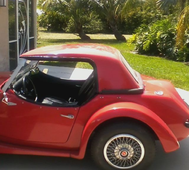 1976 Blakely Bearcat Roadster Red