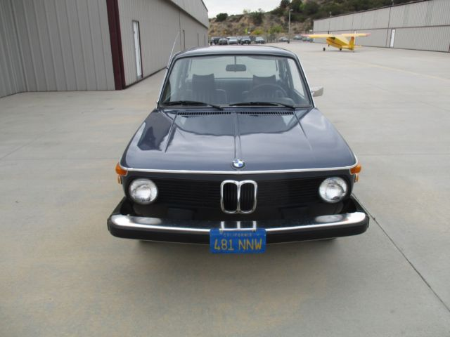 1976 bmw 2002 numbers matching rust free ca car not tii or turbo or baur classic bmw 2002. Black Bedroom Furniture Sets. Home Design Ideas