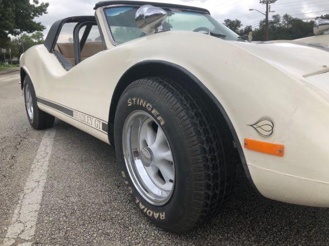 1976 BRADLY GT TEXAS SURVIVOR CAR, KIT CAR, DUNE BUGGY, SAND RAIL