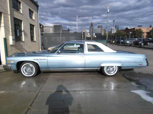 Buick Electra Limited Two Door Coupe on 1976 Buick Electra For Sale