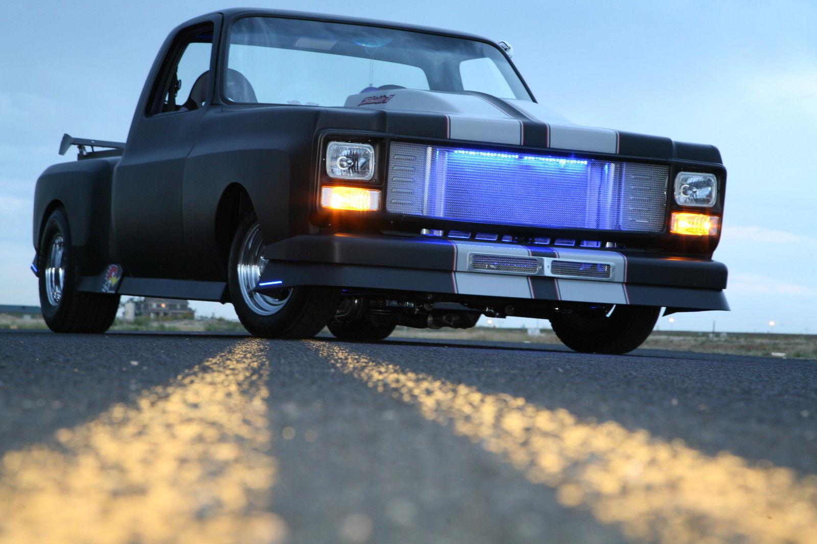 Cars For Sale In Denver >> 1976 C10 Stepside Full Custom HotRod - Classic Chevrolet C-10 1976 for sale