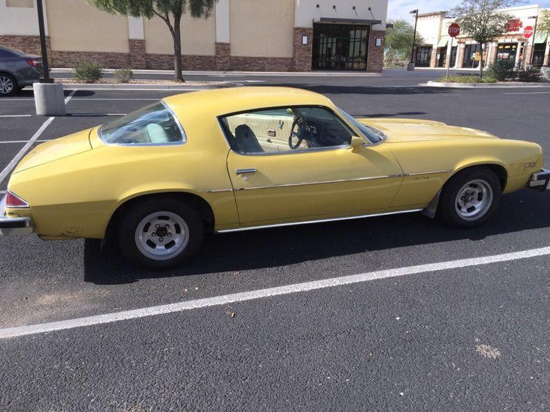 1976 Camaro - Classic Chevrolet Camaro 1976 for sale
