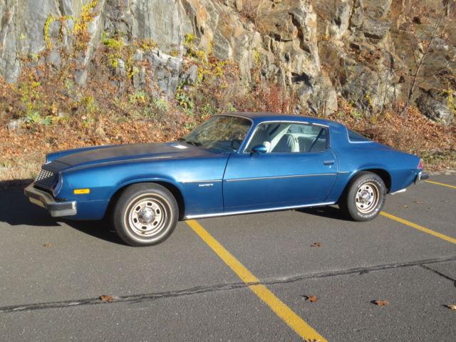 1976 Chevrolet Camaro V8 305 Auto Original Southern Car - Classic