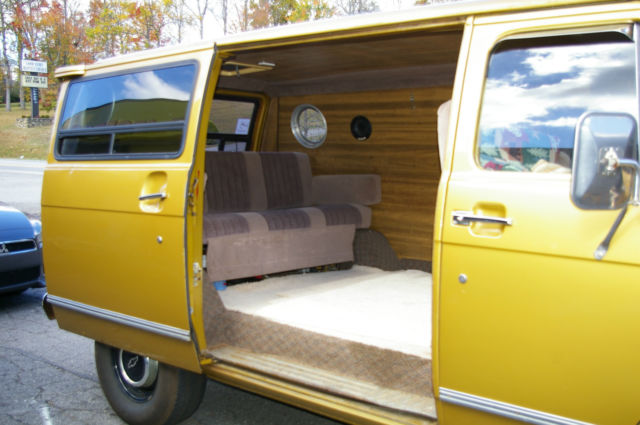 1976 Chevy G10 Shorty Van - Classic Chevrolet Other 1976 for sale