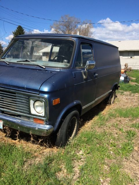 1976 chevy van g10 shorty short classic chevrolet g20 van 1976 for sale. Black Bedroom Furniture Sets. Home Design Ideas