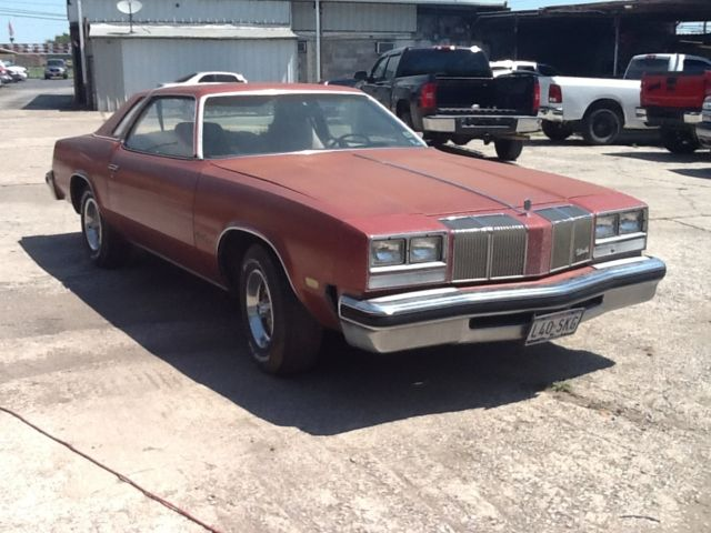 1976 cutlass salon 350 auto untouched original piece for 1976 cutlass salon for sale
