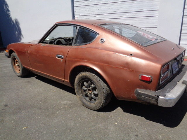 1976 datsun 280z numbers matching original engine solid