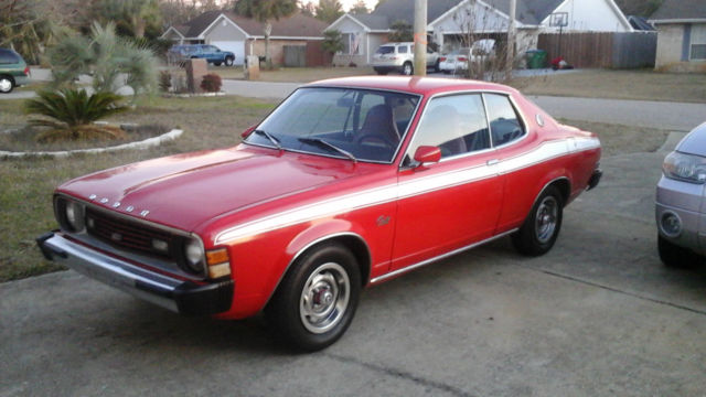 1976 DODGE COLT GT - Classic Dodge Colt 1976 for sale