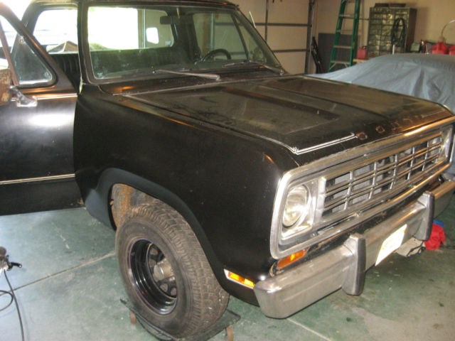 mopar truck parts specializing in new and used dodge images dodge d100 warlock pickup 4x2 classic dodge other pickups 1976 for