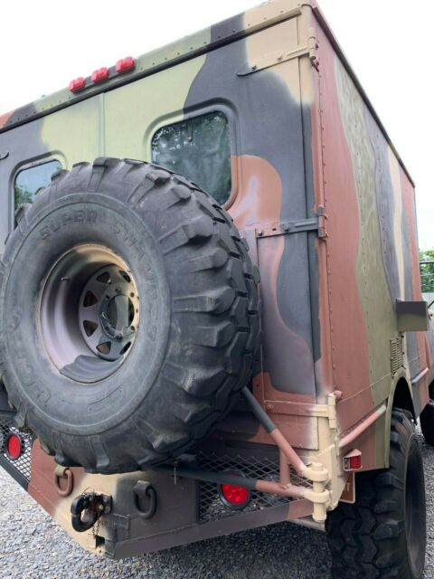 1976 Dodge Military Ambulance M886 4x4 - Classic Dodge Power
