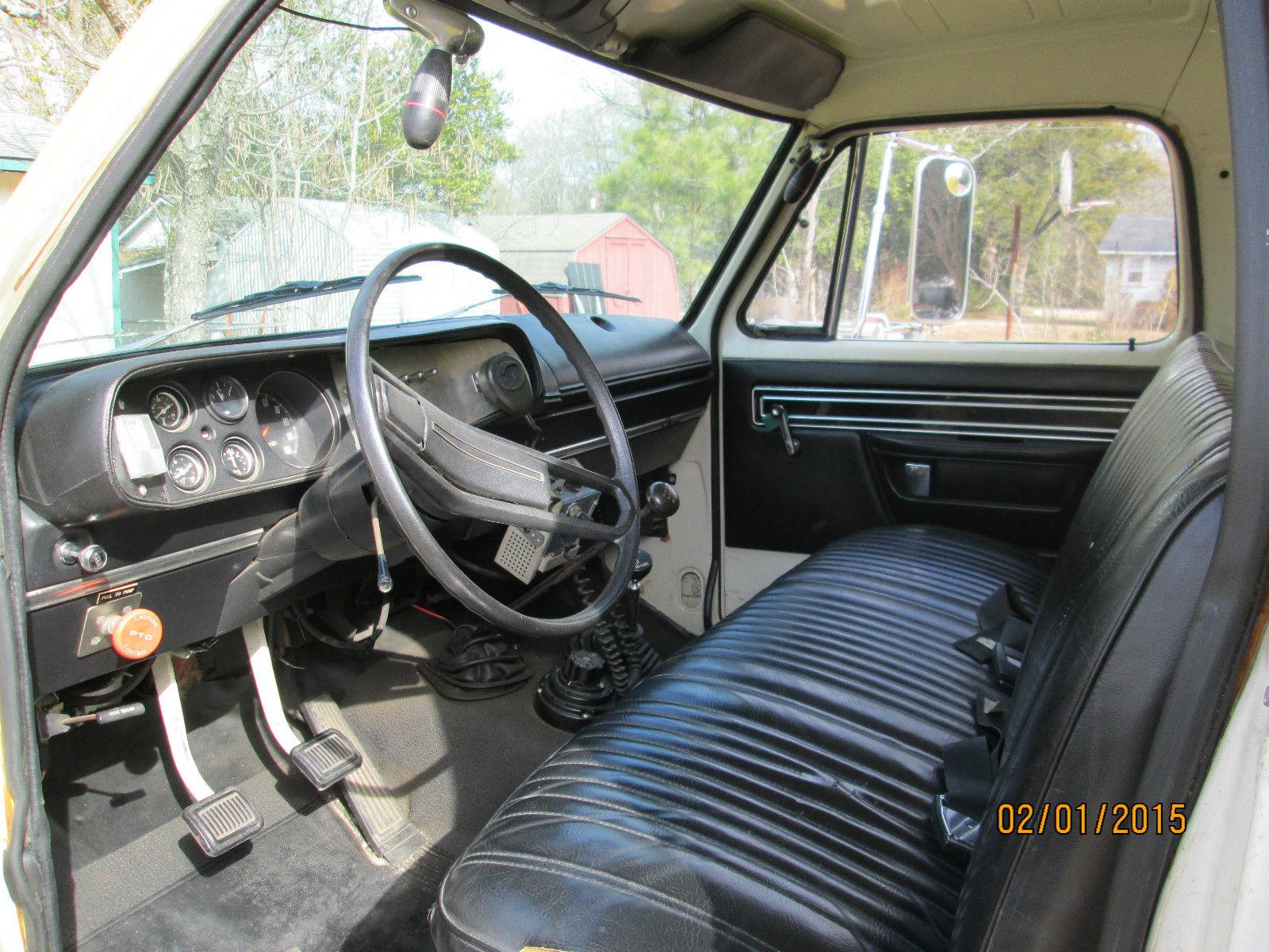 1976 Dodge Power Wagon W300 Mini Pumper Fire Truck 20943 Miles No 76 Wiring Schematic Prevnext