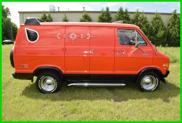 1976 Dodge Tradesman Goodtimes Conversion Van 44k Original