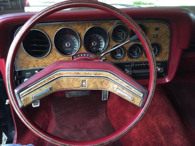 1976 Ford Elite (Gran Torino) Low Milage, High Option ...