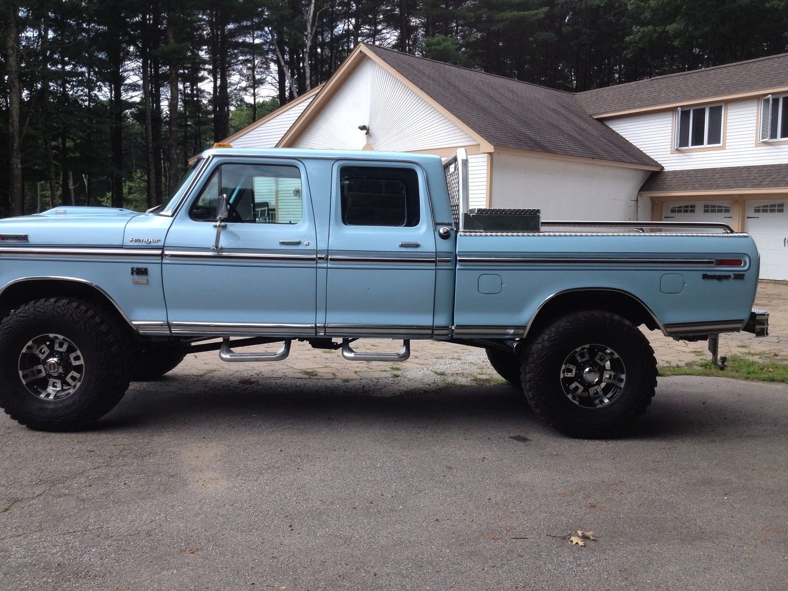 1976 ford f 250 crewcab classic ford f 250 1976 for sale