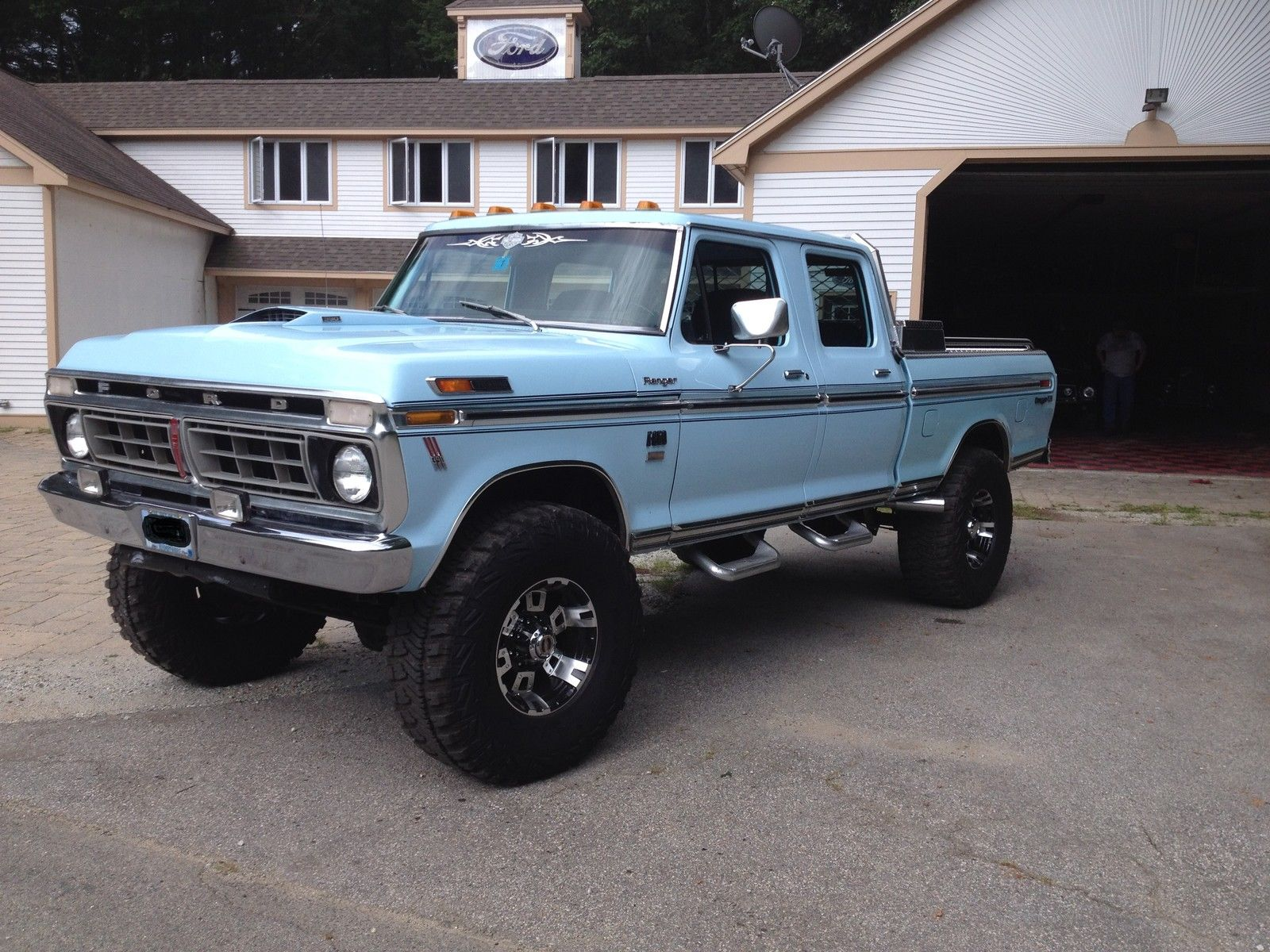 1976 ford f 250 crewcab classic ford f 250 1976 for sale. Black Bedroom Furniture Sets. Home Design Ideas