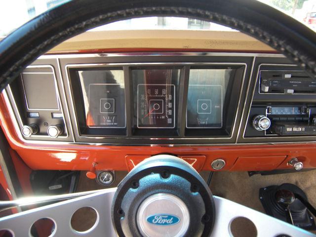 1976 Ford F100 Custom Explorer 4x4 Short Bed F150
