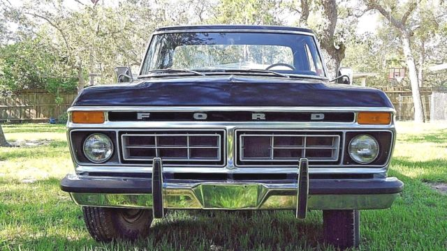 1976 Ford F250    Pickup Truck